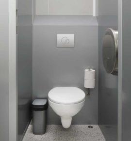 WC - Toilettenwagen für Events